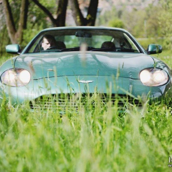 Aston Martin DB7 Vantage Prototype