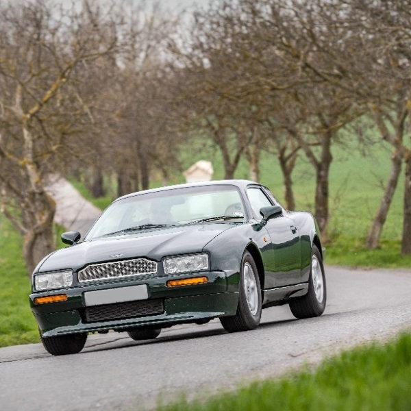 Aston Martin Virage No.001