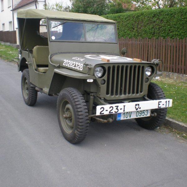 FORD GPW z roku 1943