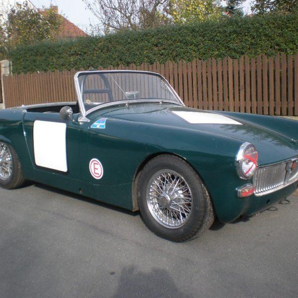 MG Midget Mk1 z roku 1961