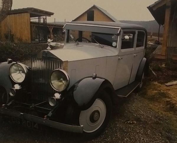 Rolls Royce 20/25 Park Ward