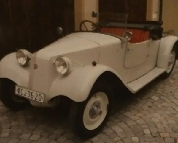 Tatra 57 sport roadster