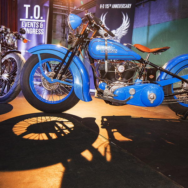 Harley-Davidson Model V