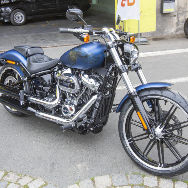 Harley-Davidson Breakout S ANX