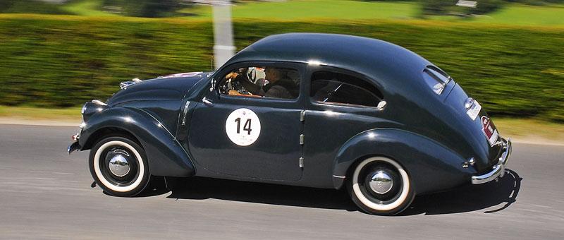 Škoda rapid 1940